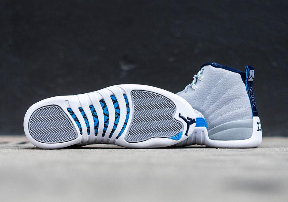 ec156daf5d00e4 Click to order - Air Jordan 12 Retro Wolf University Blue  fashion  nike   shopping  sneakers  shoes  basketballshoes  airjordan  retro