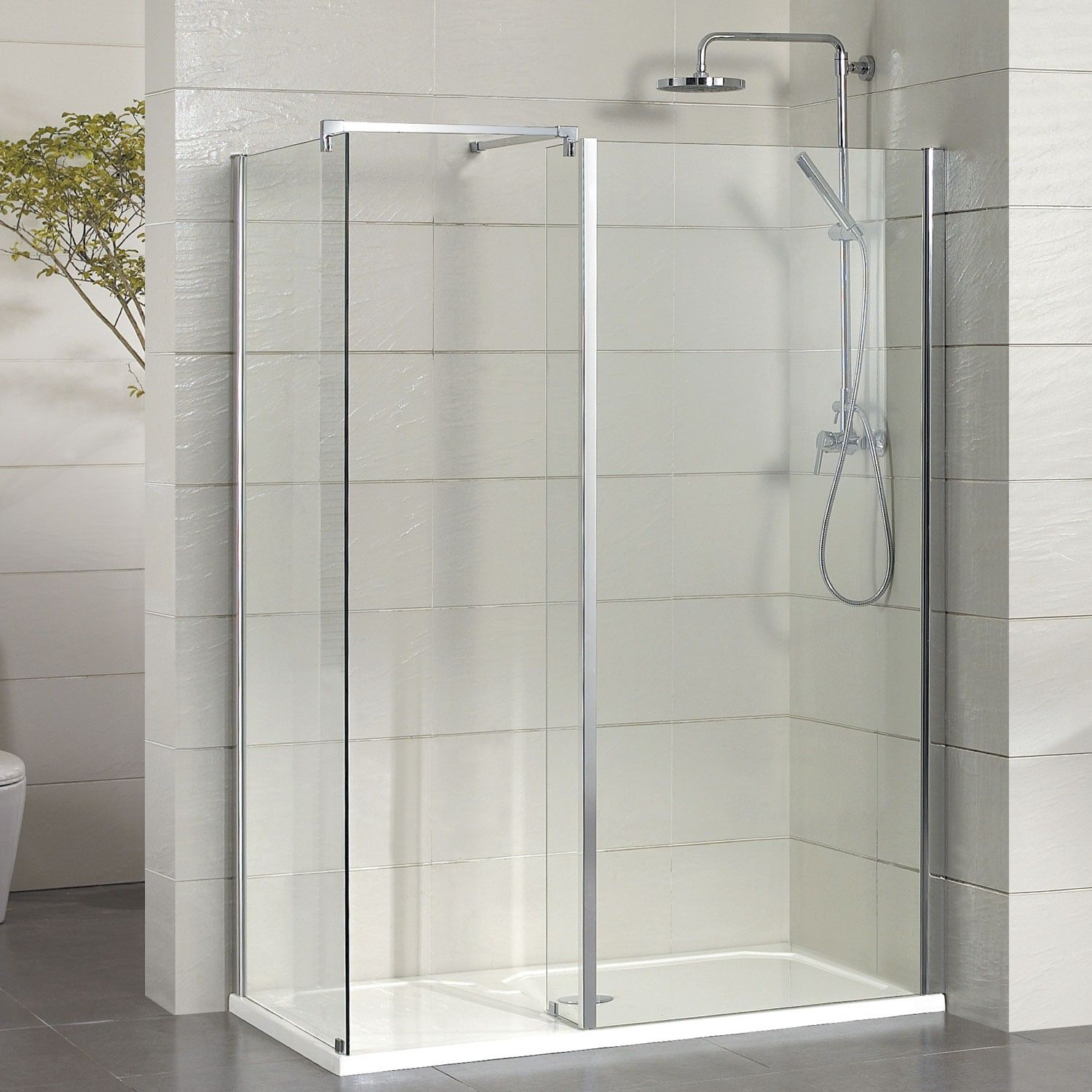56 Quot X 32 Quot Audun Rectangular Shower Enclosure Shower