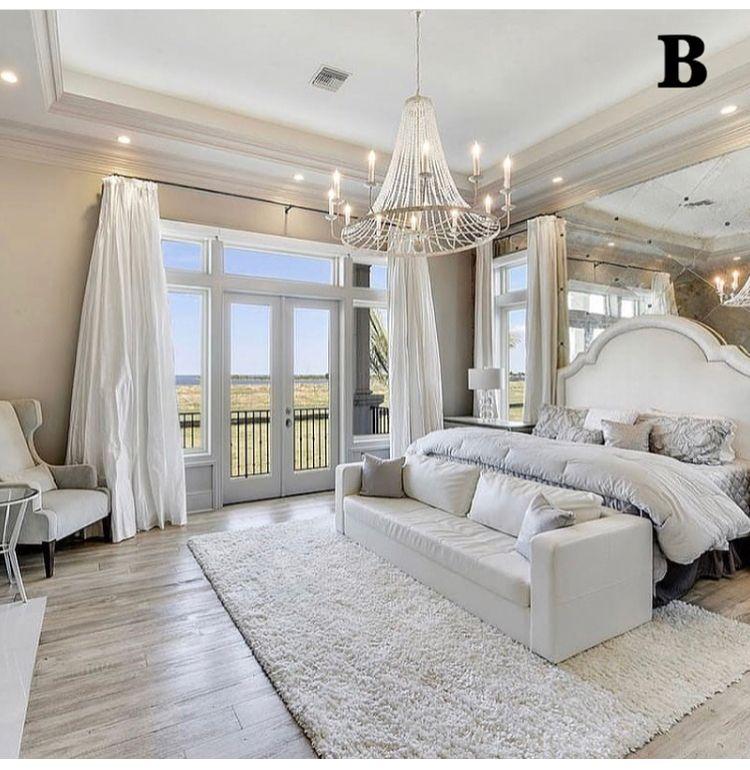 luxury bedroom master