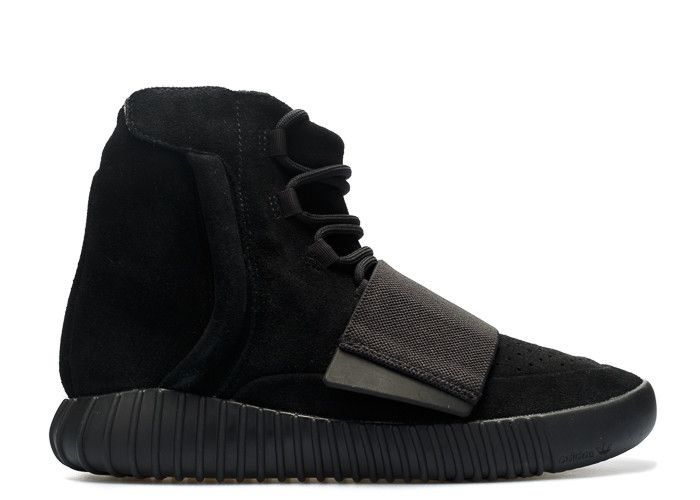 35006b024c3 Adidas Yeezy Boost 750 black