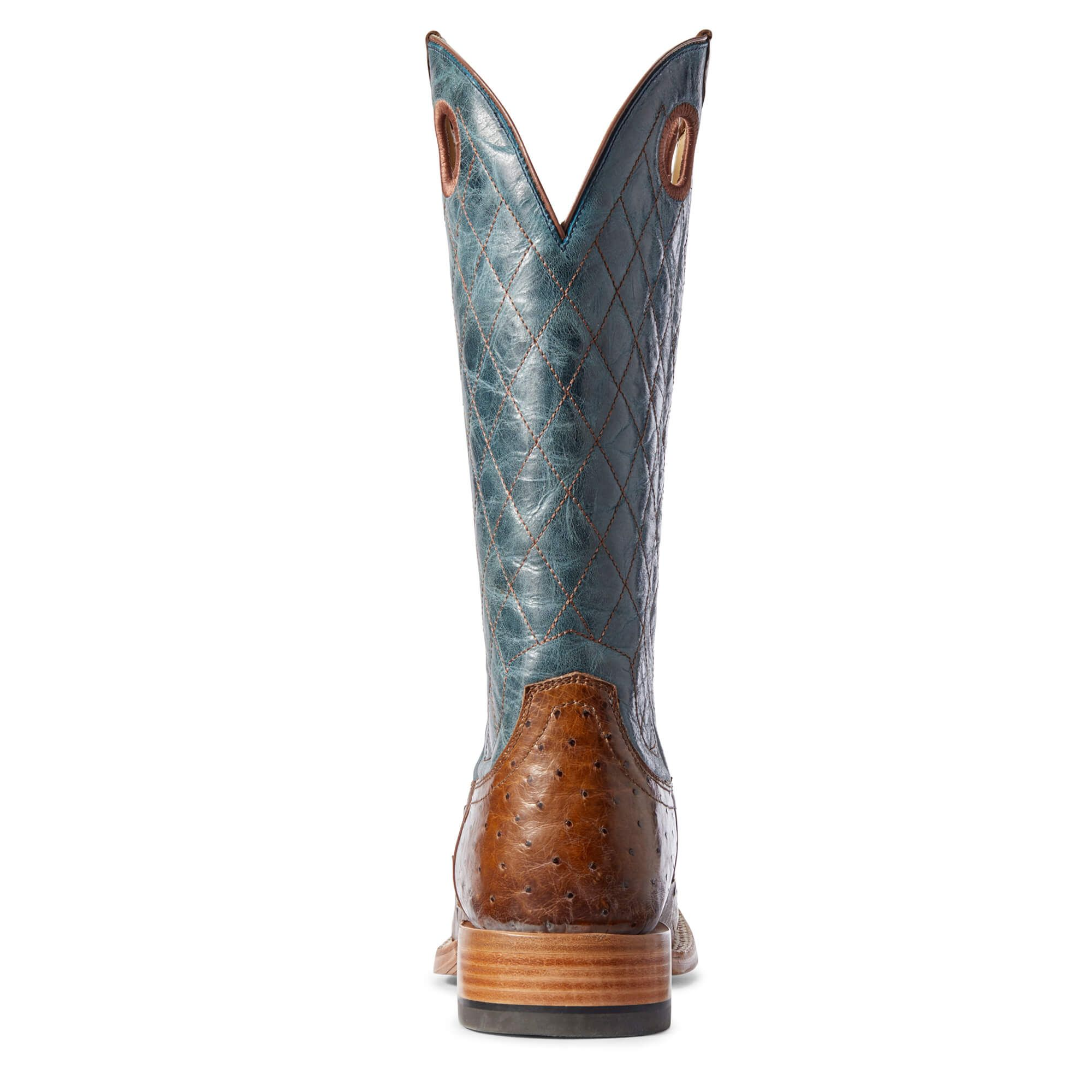 Relentless Victor Western Boot Western Boots Boots Brown