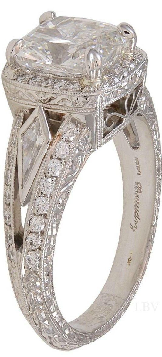 Liza   I Am Thinking SUPER Expensive Diamond Wedding Ring.