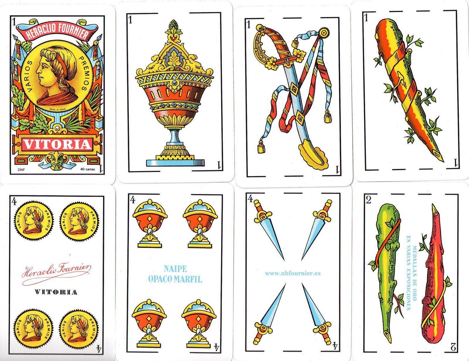 baraja española en 2018 bruja tarot cards y cartomancy