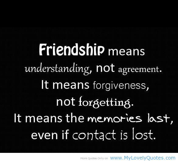 Sad I Miss You Quotes For Friends: Sad Quotes About Friendship Ending Bad - UseLive