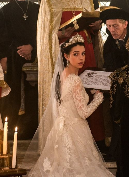 Reign Tv Show Mary S Wedding Dress Princess Wedding Dress