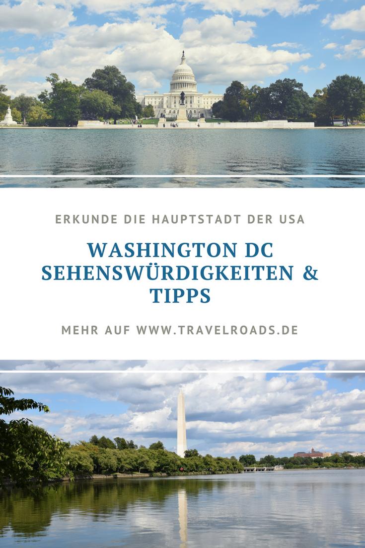 Washington Dc Guide Die Schonsten Sehenswurdigkeiten Und Insidertipps Amerika Reisen Nordamerika Reisen Usa Reise