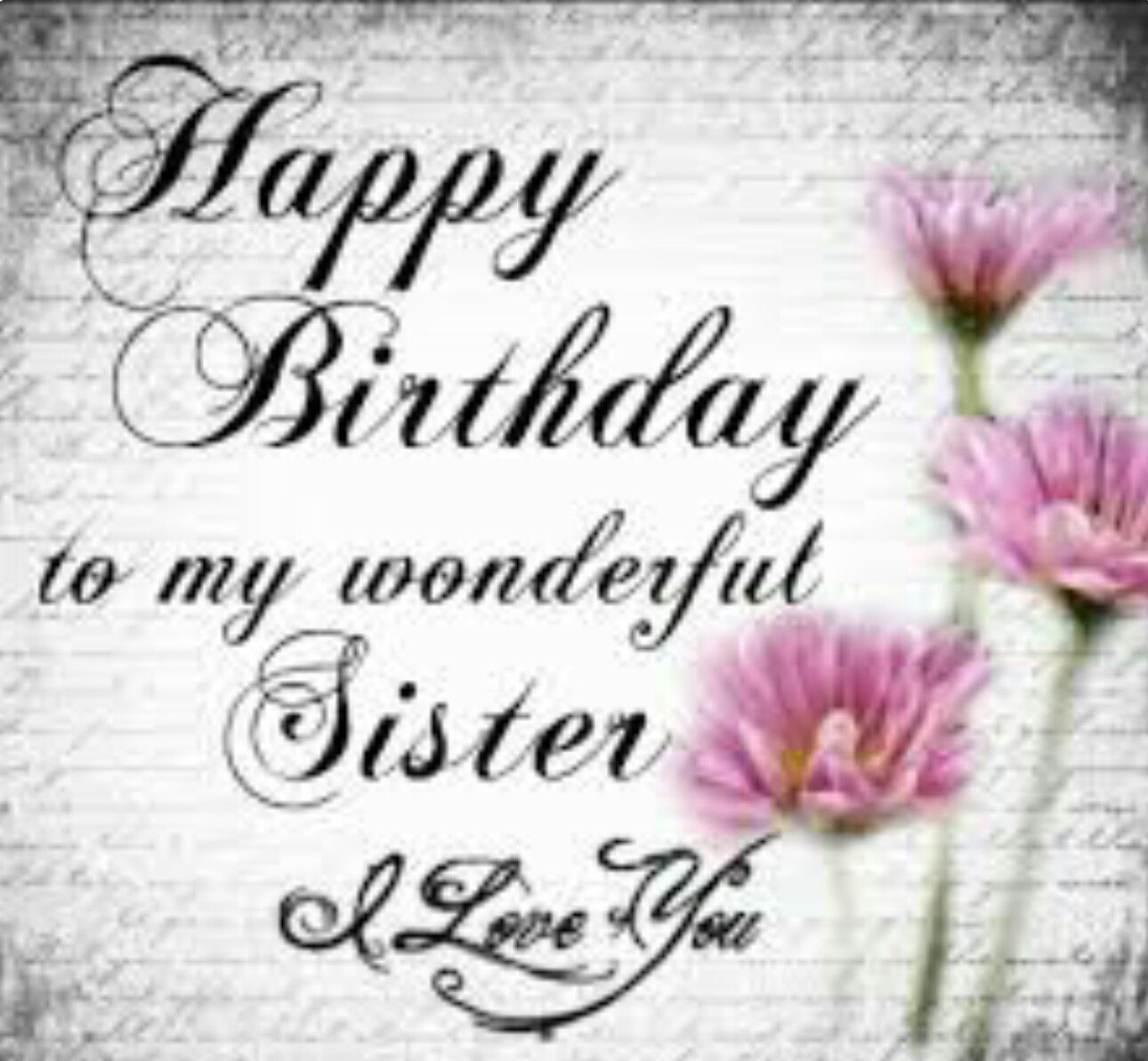Birthday Quotes For Sister Pinlois Briones On Clip Art  Pinterest  Happy Birthday .