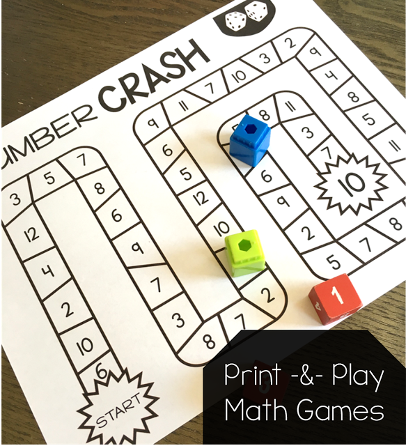 Math Games for the Whole Year! | Play math games, Math and Plays