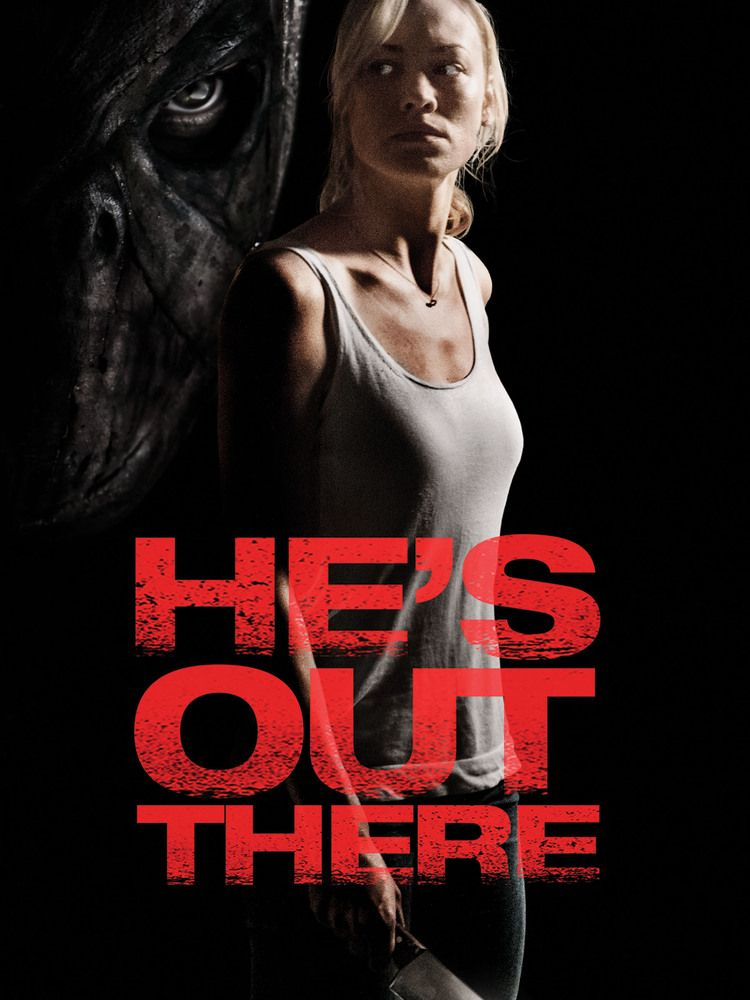 He's Out There [DVD] [2017] Video on demand, Cool things