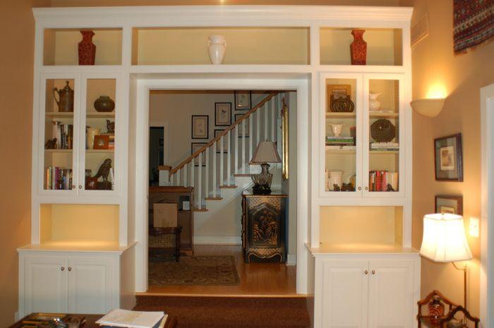 Com - Cabinets Around Door \u0026 - Cabinets Around Door & Home Tour: Stephen Alexander Fall 2012