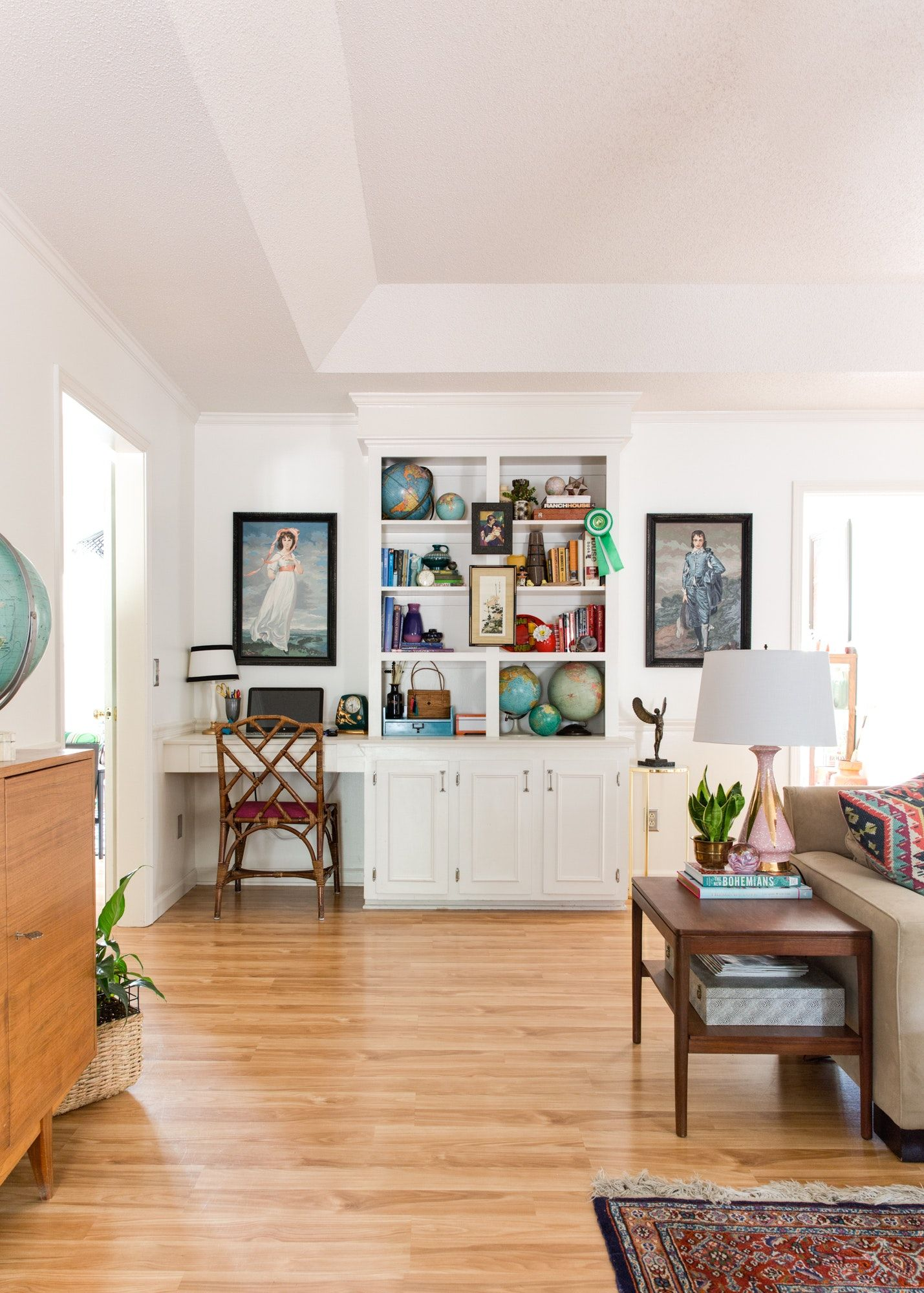 House tour  colorful  ranch south carolina home apartment therapy also style decor rh pinterest