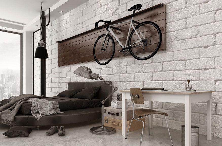 Kleines Zimmer, riesige Wirkung dank Industrial Stil http\/\/blog