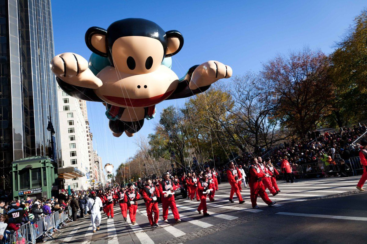 Map This Year S Macy S Parade Route Macy S Thanksgiving Day Parade Macys Parade Macys Thanksgiving Parade