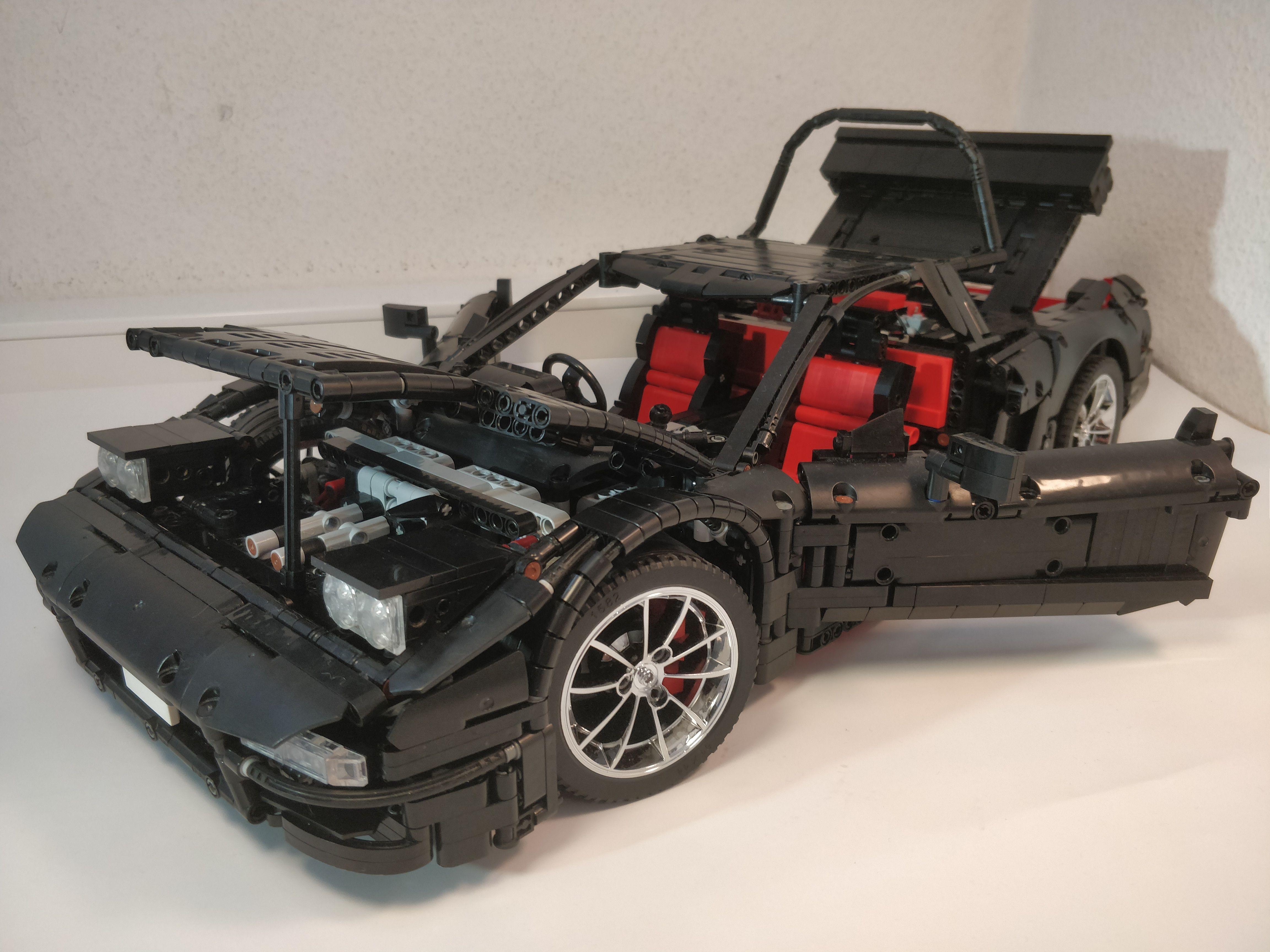 Pin von Xandros Aninhal auf Lego Technic SportCars & Cars