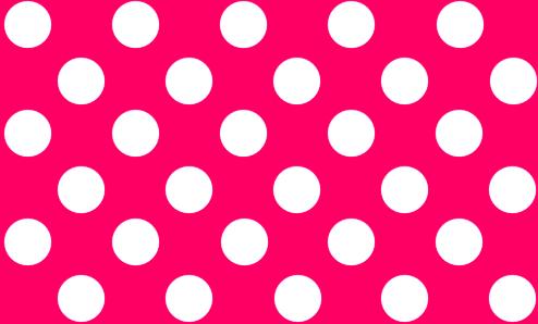 Pink Polka Dots White Png 494 298 Pink Polka Dots Pink Polka Dots Background Pink Polka Dots Wallpaper