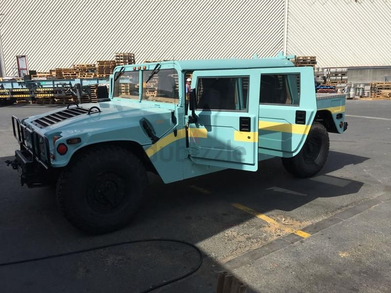 dubizzle Dubai | H1: Company Owned Hummer H1 on sale | Hummer - OAE ...