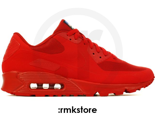 huge selection of 7793a c1eef Nike Air Max 90 Hyperfuse QS 4th of July Independence Day Sport Red