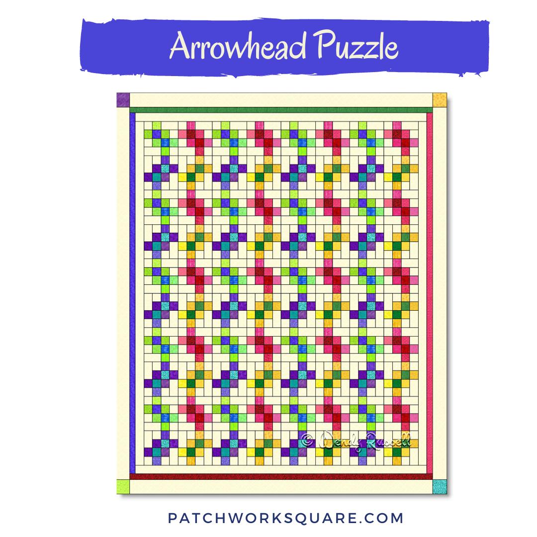 Arrowhead Puzzle In
