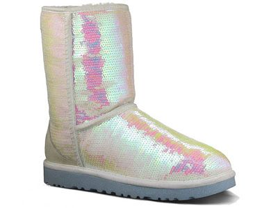 Boots, White ankle boots, Ugg boots