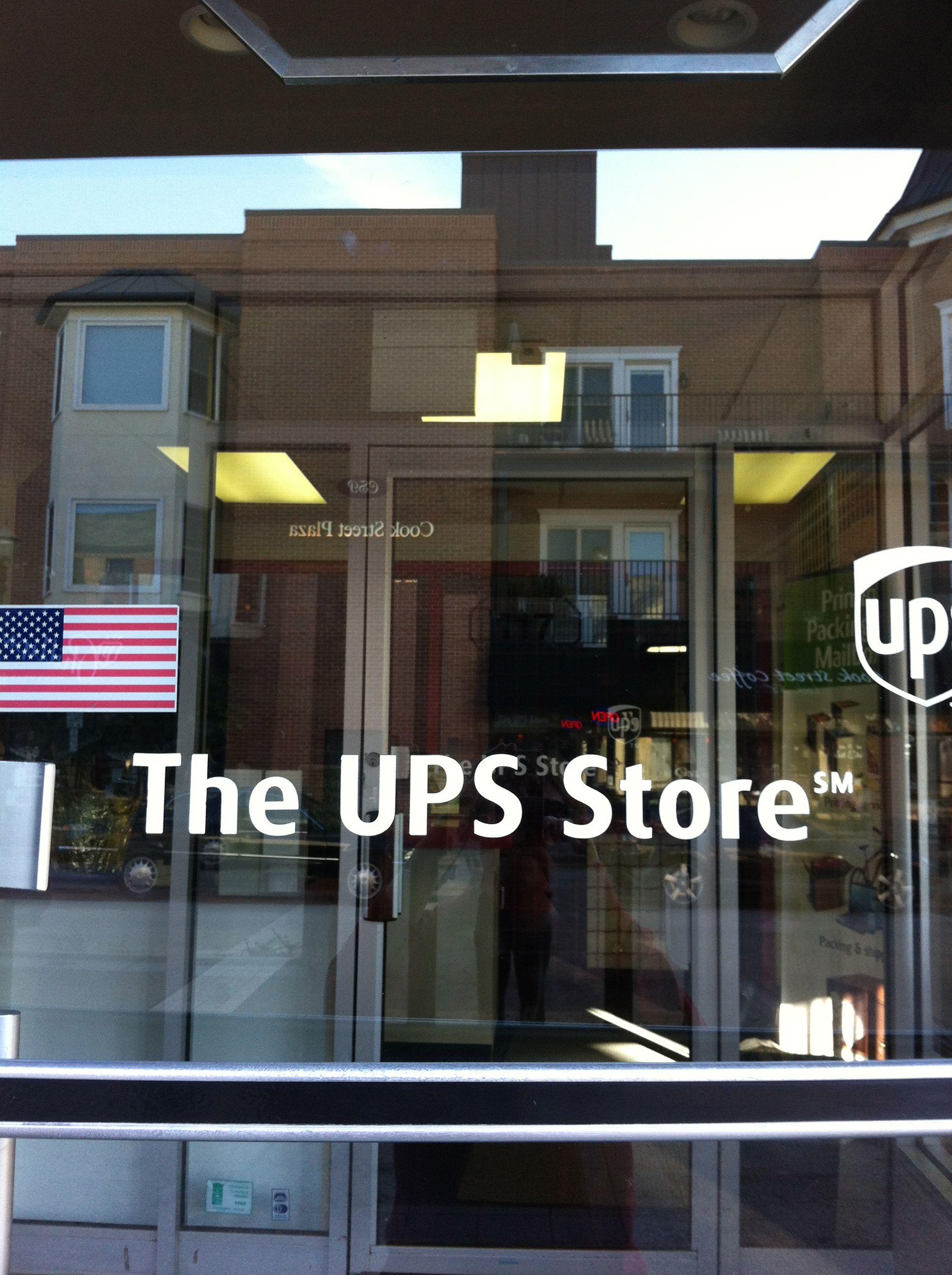 Glass door ups store - Glass Door Ups Store 39