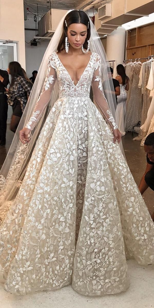 21 Wedding Dresses Spring 2020 From Bridal Fashion Week