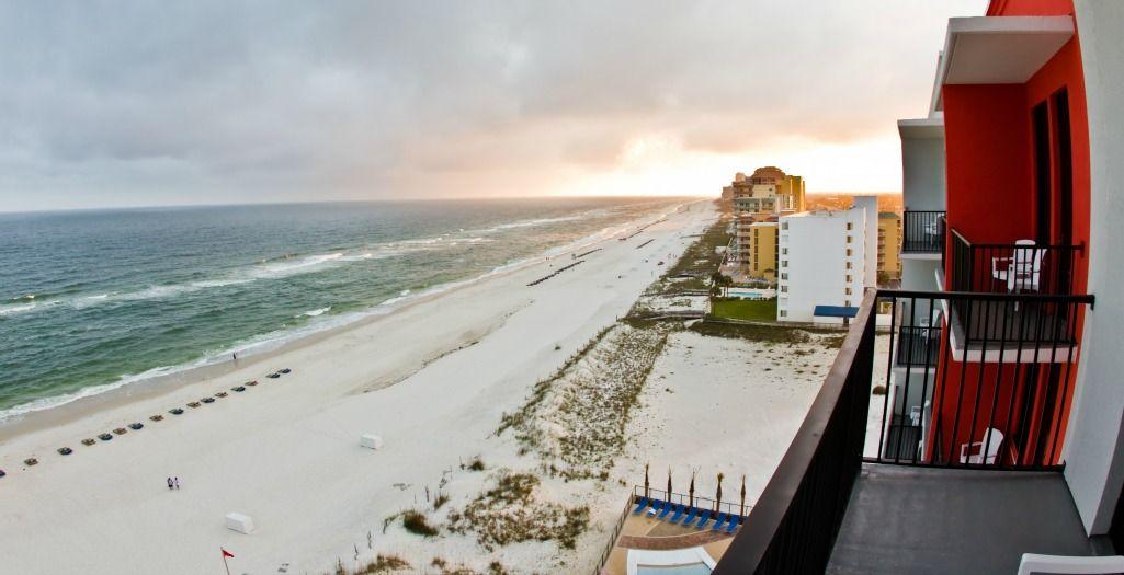 Hampton Inn Suites Beachfront Hotel Orange Beach Gulf Shores Al Orange Beach Hotels Beachfront Hotels Gulf Shores Alabama