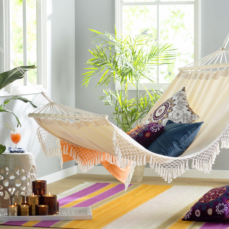 images roomed living best hammock fresh of pinterest on room