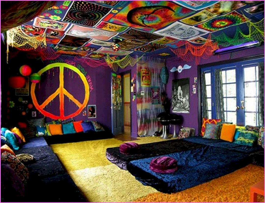 61 Best Room Decoration Ideas On A Budget Freshouz Com Hippie Bedroom Decor Hippie Room Decor Hippy Room