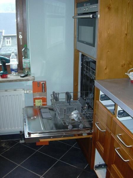 Hochgestellter Geschirrspuler Kuchen Forum Kuchenplanung