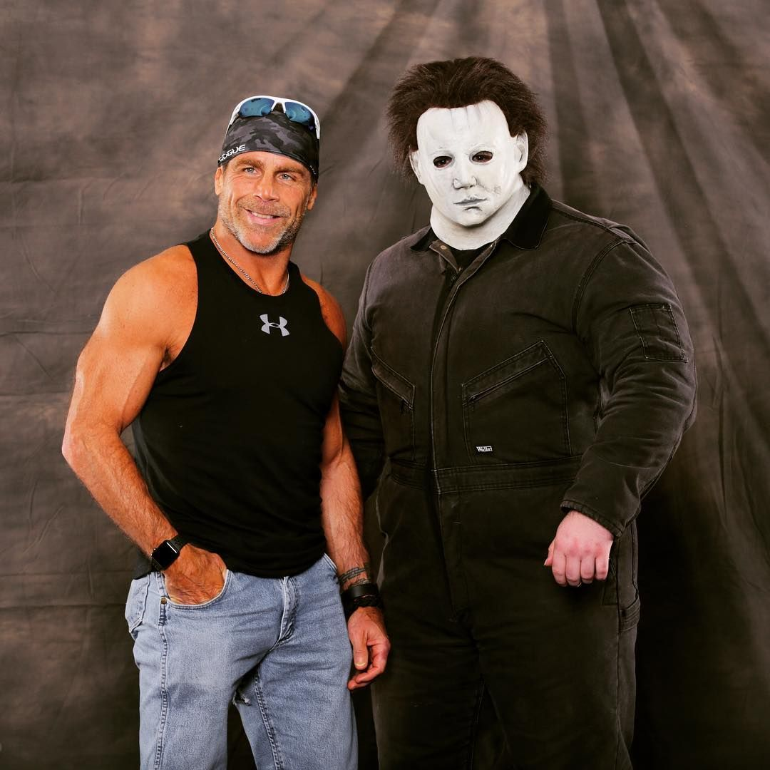 I never thought i would get to meet shawn michaels while in costume i never thought i would get to meet shawn michaels while in costume but then days m4hsunfo Image collections