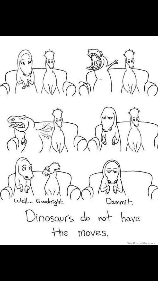 Dino moves