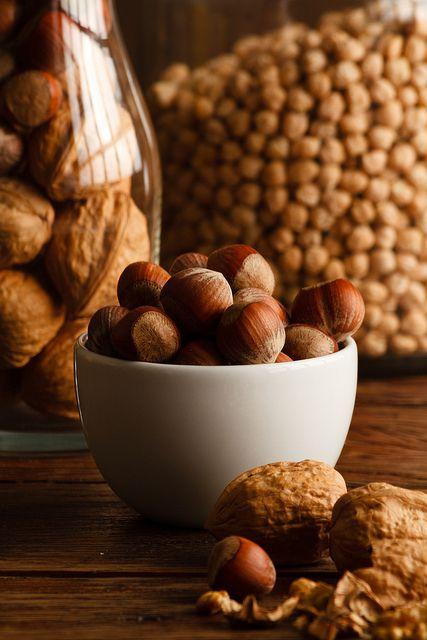 Gay nut basket