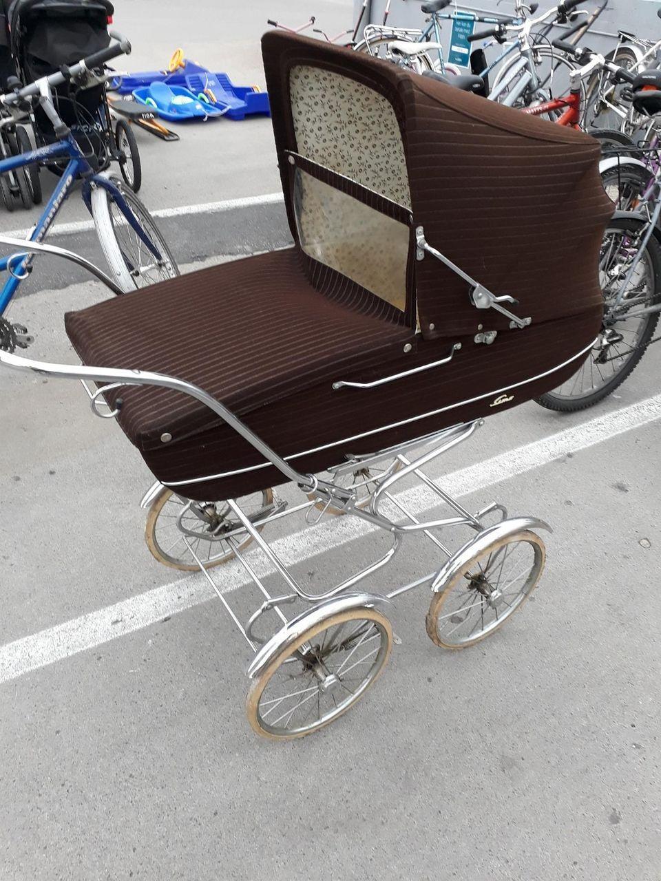 barnevogn med motor