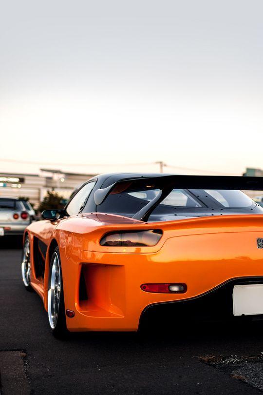 Vividessentials Mazda Rx 7 Veilside Fortune Vividessentials
