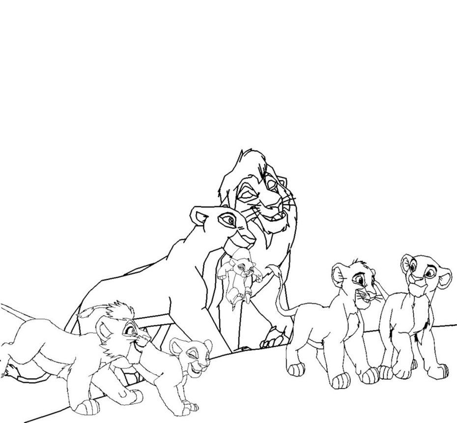 Lion King 2 Coloring Pages Google Sogning Lion Coloring Pages
