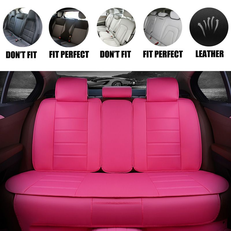 Yuzhe Leather Car Seat Covers For Ford Mondeo Focus 2 3 Kuga Fiesta Edge Explorer Fiesta Fusion Car Accessories Leather Car Seat Covers Car Seats Carseat Cover
