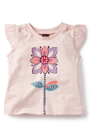 Tea+Collection+'Navina'+Graphic+Tee+(Baby+Girls)+available+at+#Nordstrom