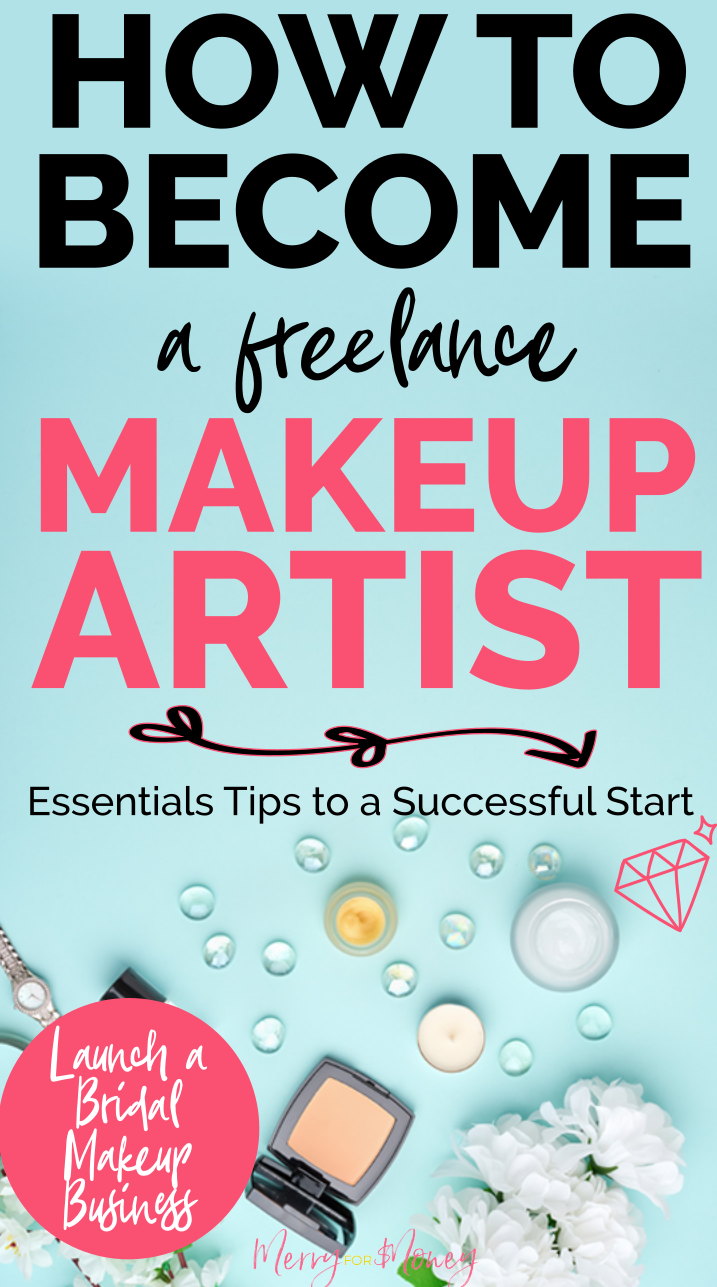 8 Essential Career Tips To Become A Professional Freelance Makeup Artist 💄
