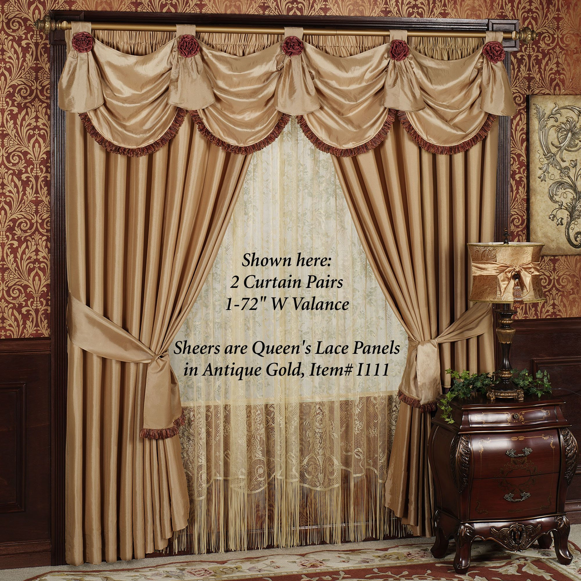 Living Room Curtains Designs Amazing Touch Of Class Luxury Curtain  Recherche Google  Rideaux  Pinterest Inspiration