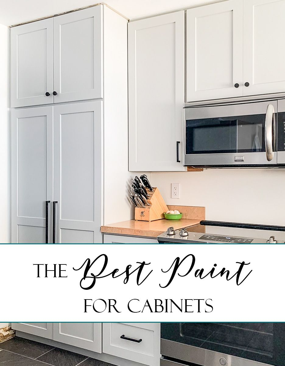 Here's the Best Paint for Cabinets in 2020 | Best paint ...