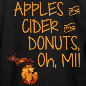 Apples and Cider and Donuts, Oh, MI! | downwithdetroit