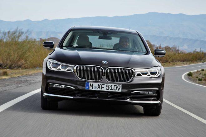 2016 BMW 7-Series First Drive (Foto:Bonafeed)