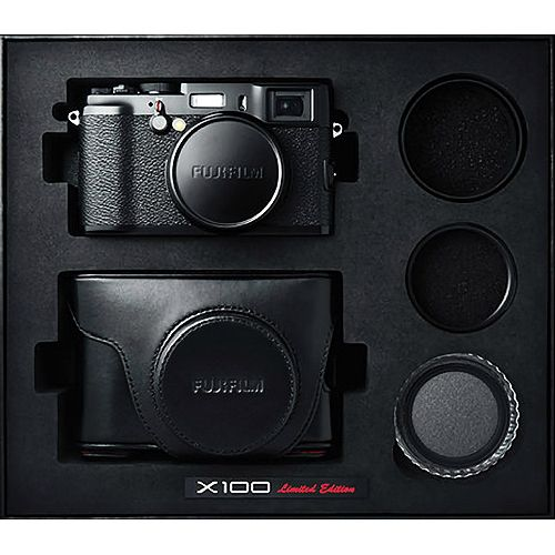 Fuji X100 Limited Edition