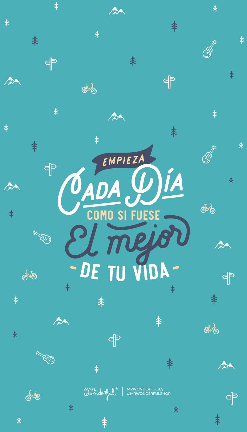 Pin de sophia yoingco en mr wonderful wallpapers frases for Mr wonderful fondos movil