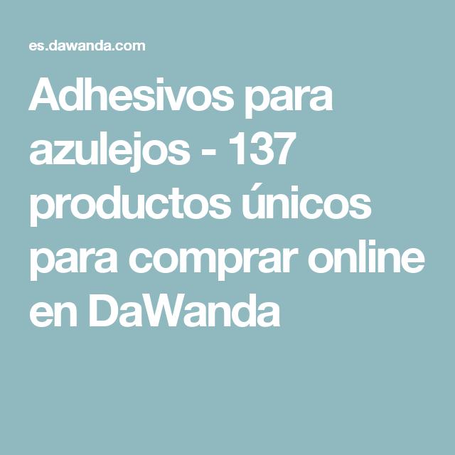 Adhesivos para azulejos - 137 productos únicos para comprar online en DaWanda