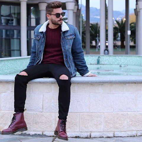 Menstyleoficial Mens Fashion Casual Mens Outfits Dr Martens Outfit