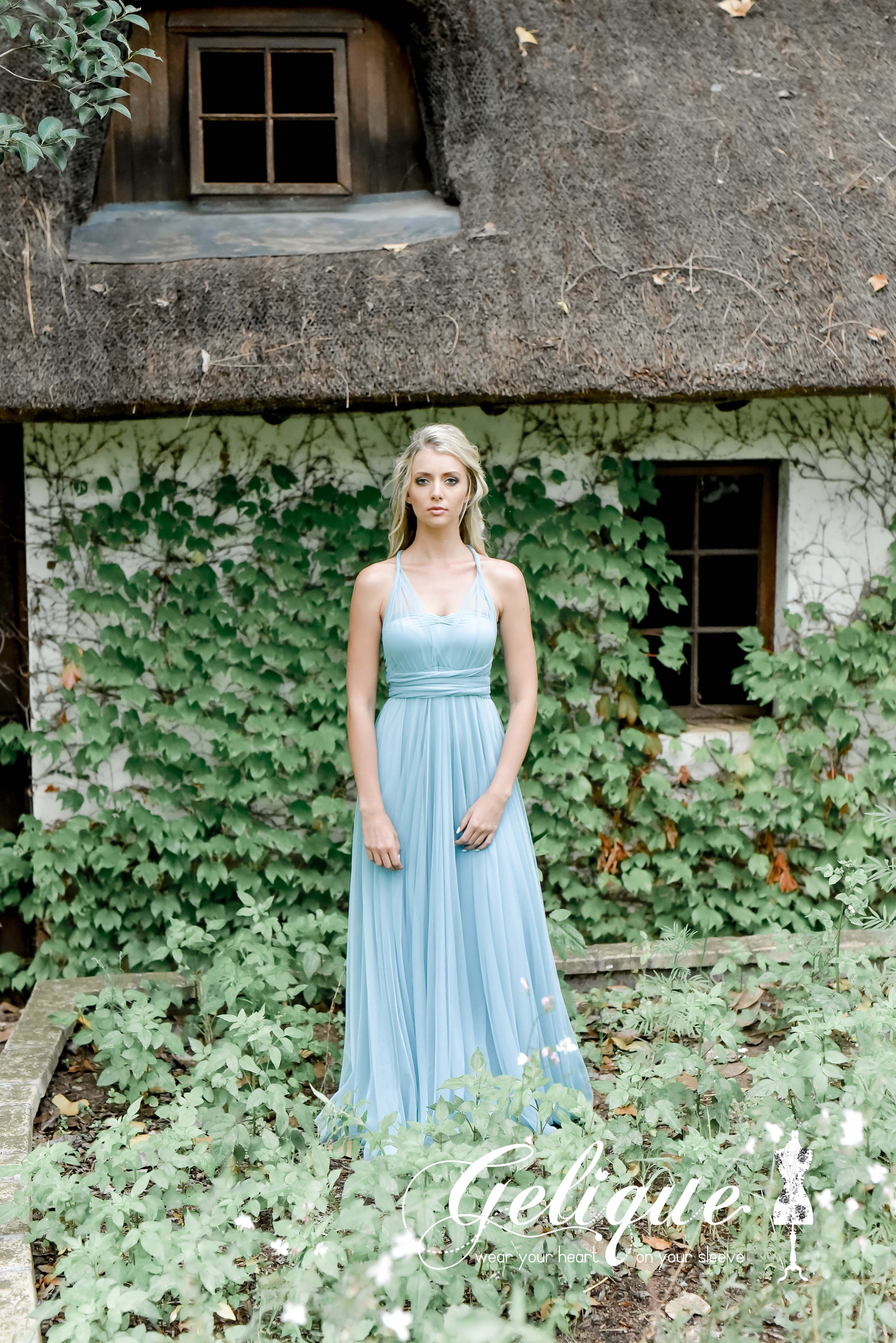 92466ec71af Edith dress from Gelique available at Brides of Somerset. Convertible  elements by adding soft tulle arms bands. This addition allows the dress to  be worn in ...