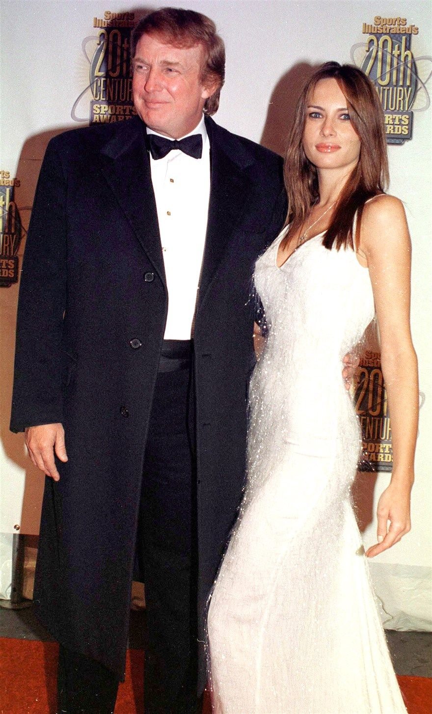 cc97fd2863 Melania Trump s fashion evolution  From model to first lady