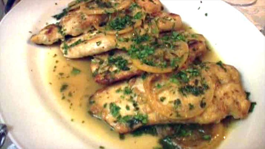 Chicken Francese Recipe Food Pinterest Chicken Francese