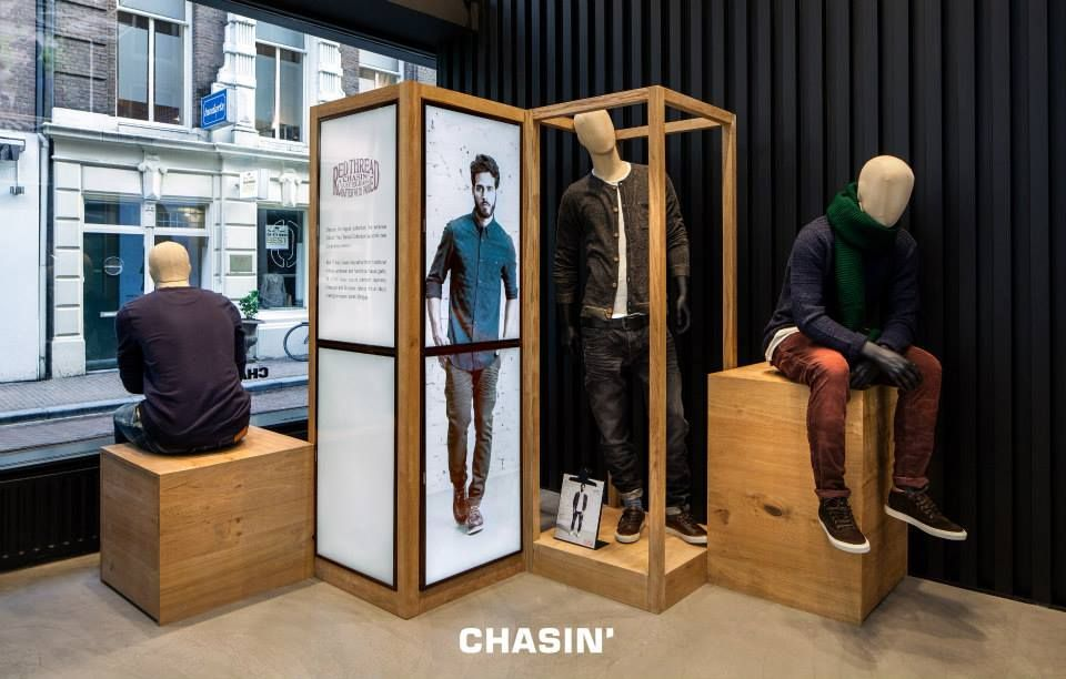 https://www.facebook.com/chasinjeans/photos_stream. Chasin jeans flagship store by Dobit NV
